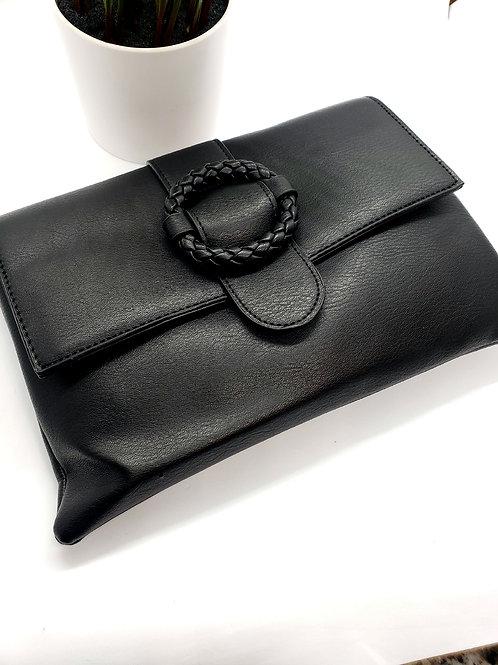 Bebe clutch purse