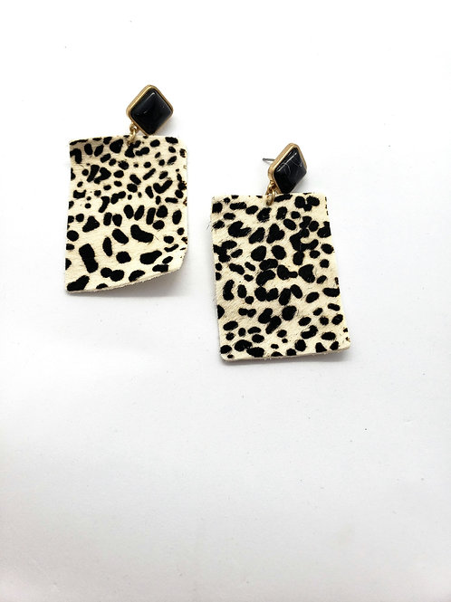 Carlie statement earrings