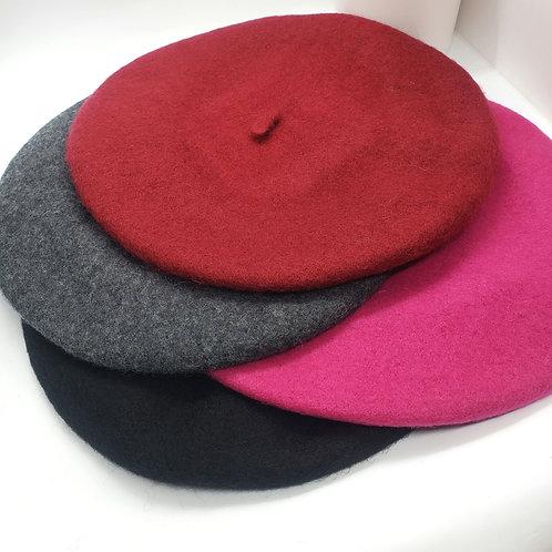 Wool berets