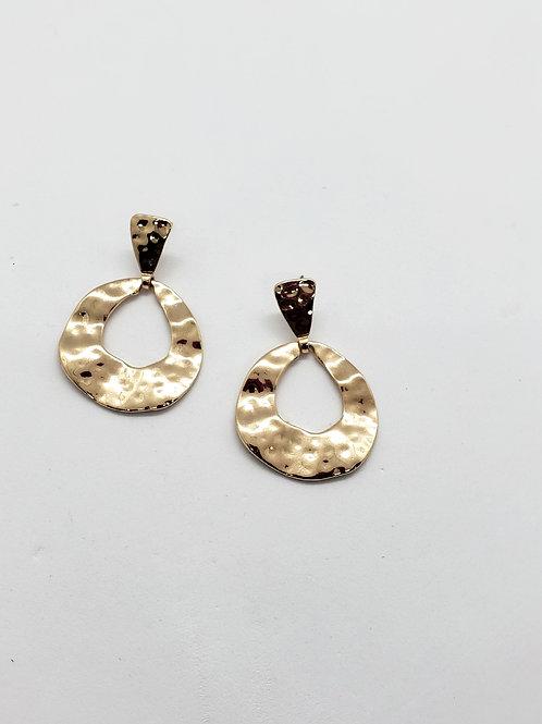 Desi Gold earrings