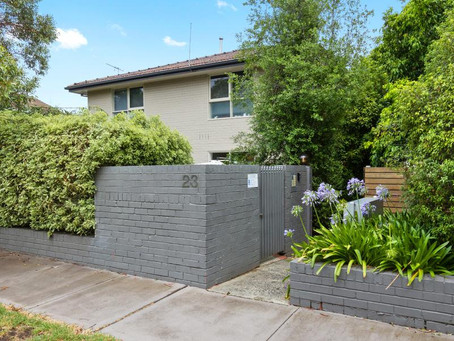 Investment Auction: Osborne Avenue, Glen Iris #AstuteInspected