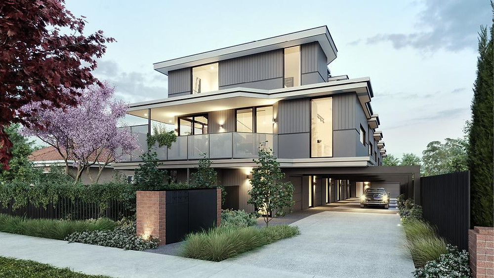 Bentleigh New Build