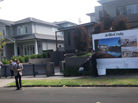 Family Home Auction: Bridges Street, Glen Iris #AstuteInspected