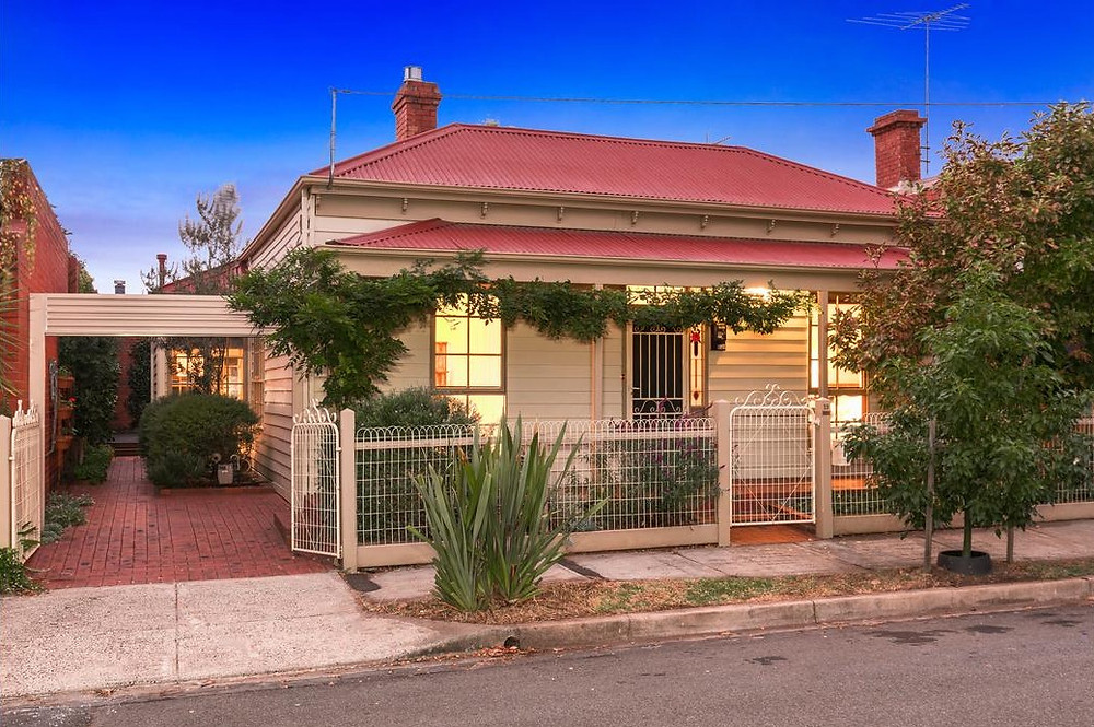 Front of Northcote Street, Northcote