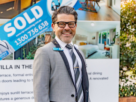 David's take on regional property price growth