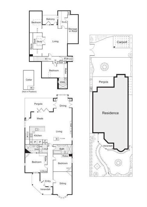 Floorplan - 68 Milton Street