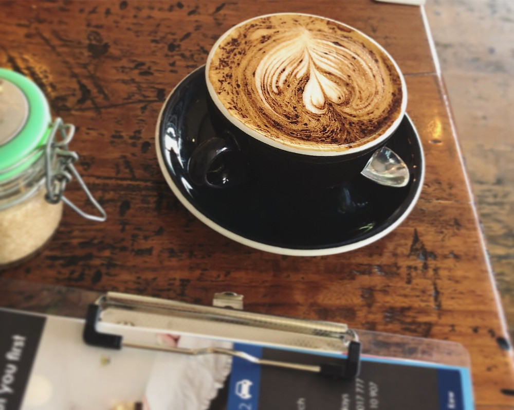 Coffee at The Fox