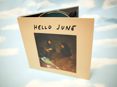 Hello June (self-titled) CD