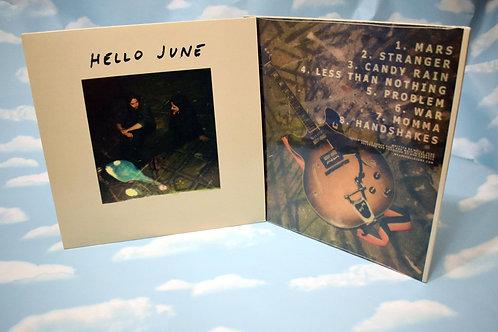 Hello June (self-titled) on vinyl