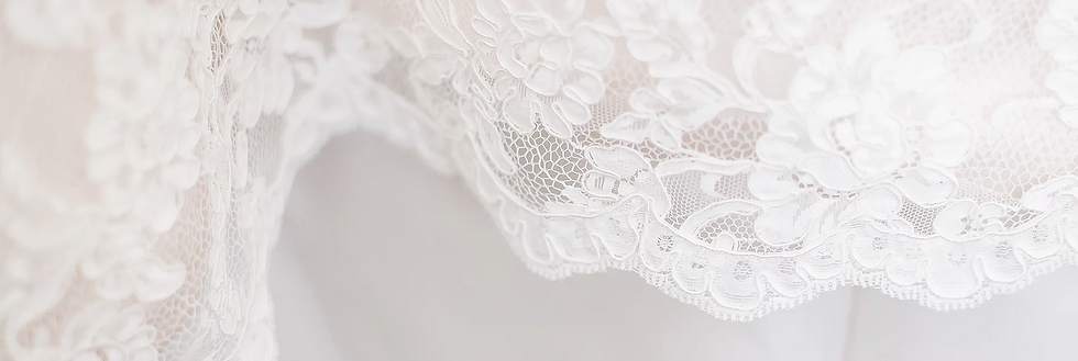 Bridal Dress with Lace