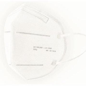 Respirátor FFP 2 bez ventilku 1 ks