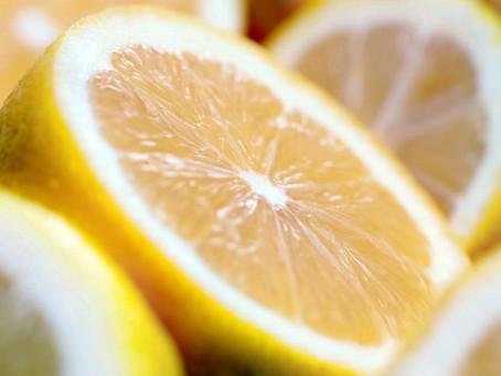 Citron proti pachu a skvrnám