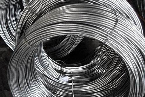 Катанка стальная горячекатанная диаметром 12 мм ст. 3пс ГОСТ 30136-95 в мотках