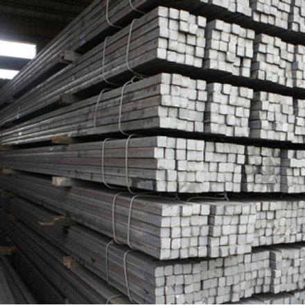 Квадрат г/к 40х40 стальной конструкционный сталь 20 ГОСТ 2591-2006 в прутках