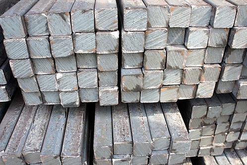 Квадрат 70х70 стальной горячекатанный сталь 3пс/сп ГОСТ 2591-2006 в прутках