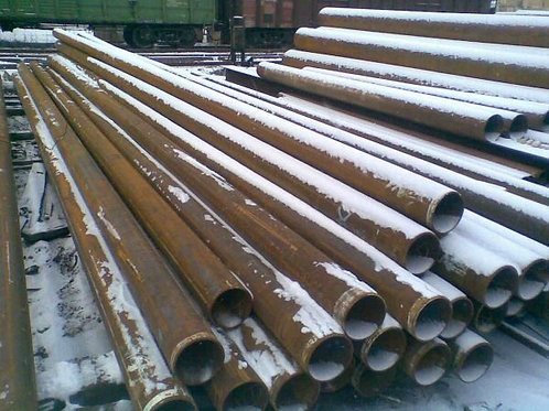 Труба 76х7 горячекатаная (г/к) ст. 20, бесшовная ГОСТ 8732 длина 3-12 метров