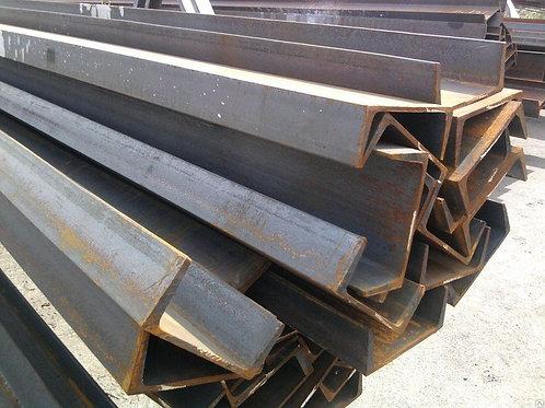 Швеллер 30У низколегированный металлический ст09Г2С-15 ГОСТ8240 длиной 12 метров