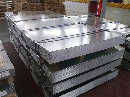Лист 1,5х1250х2500 сталь 08кп холоднокатаный (прокат листовой х/к) ГОСТ 19904-90