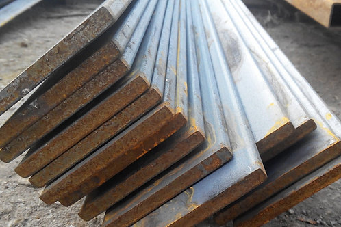 Полоса 80х8 стальная горячекатаная сталь 3пс/сп (Сталь 1-3пс/сп) ГОСТ 103-76