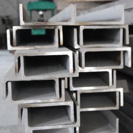 Швеллер 10П горячекатаный металлический ст. 3пс/сп ГОСТ 8240-97 длиной 6 метров