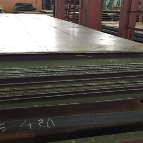 Лист 14х1500х6000 мм (г/к) стальной низколегированный ст. 15ХСНД ГОСТ 19903-74