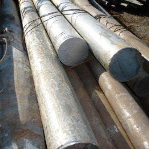 Круг 190 сталь 45 конструкционный горячекатанный ГОСТ 2590-2006 длиной 6 метров