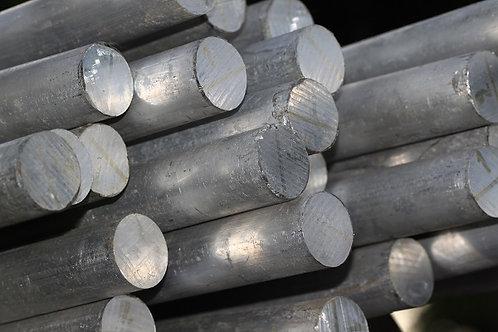 Круг 34 сталь 45 конструкционный горячекатанный ГОСТ 2590-2006 длиной 6 метров