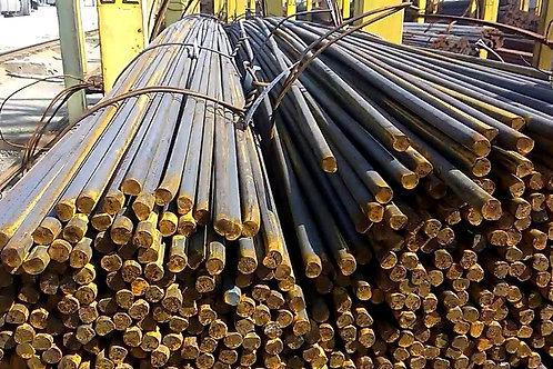 Круг 18 сталь 45 конструкционный горячекатанный ГОСТ 2590-2006 длиной 6 метров