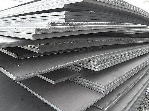 Лист 12х1500х6000 сталь 45 конструкционный стальной горячекатанный ГОСТ 19903-74