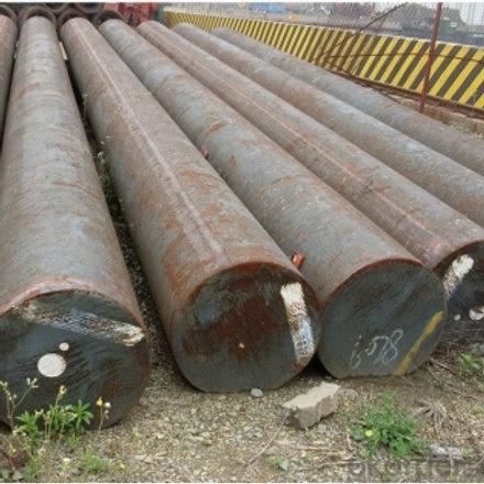 Круг 180 ст 40Х конструкционный горячекатанный ГОСТ 2590-2006 длиной 6 метров