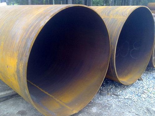 Труба эл.св 530х10 электросварная металлическая ст3 ГОСТ10704 длиной 11,7 метров