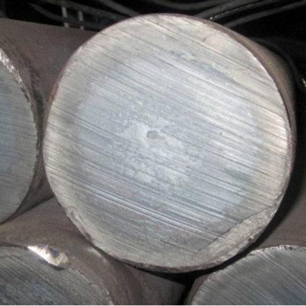 Круг 130 сталь 45 конструкционный горячекатанный ГОСТ 2590-2006 длиной 6 метров