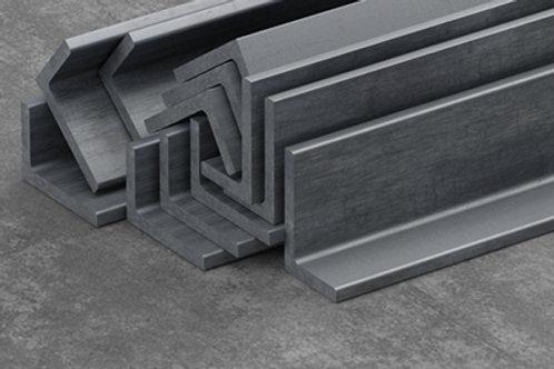 Уголок стальной неравнополочный 140x90x10 ст3пс/сп ГОСТ 8510-86 длиной 12 метров