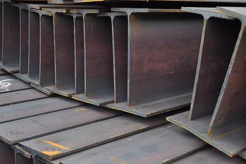 Балка двутавровая 35Б1 ст 3сп/пс АСЧМ 20-93 длина 12 метров