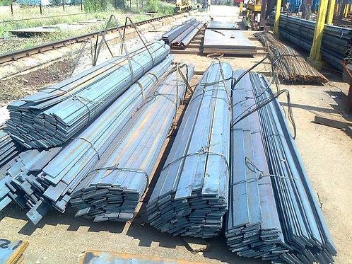 Полоса 100х8 стальная горячекатаная сталь 3пс/сп (Сталь 1-3пс/сп) ГОСТ 103-76