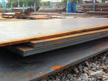 Лист 40х1500х5300 мм (г/к) стальной низколегированный ст. 09Г2С-12 ГОСТ 19903-74