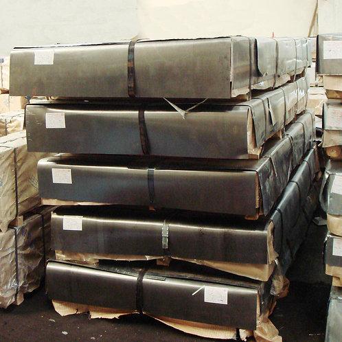 Лист 1х1250х2500 сталь 08кп холоднокатаный (прокат листовой х/к) ГОСТ 19904-90
