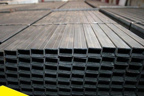 Труба 120х80х6 низколегированная сталь 09г2с ГОСТ 8639; 30245 длиной 12 метров