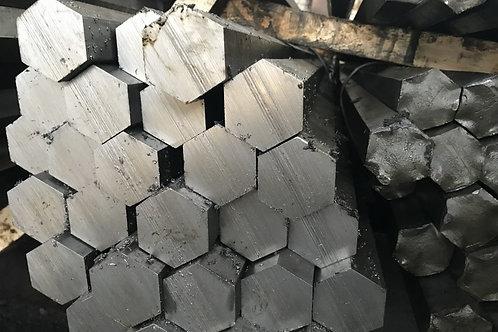 Шестигранник 55 стальной горячекатанный сталь 35 ГОСТ 2879-88 длиной 6 метров