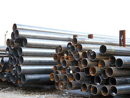 Труба эл.св 168х7 электросварная металлическая ст3 ГОСТ 10704 длиной 11,8 метров