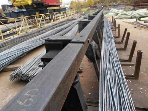 Катанка стальная диаметром 6,5 мм ст. 3пс/сп ГОСТ 30136-95 длиной 6 метров