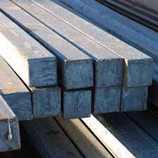 Квадрат г/к 60х60 стальной конструкционный сталь 20 ГОСТ 2591-2006 в прутках