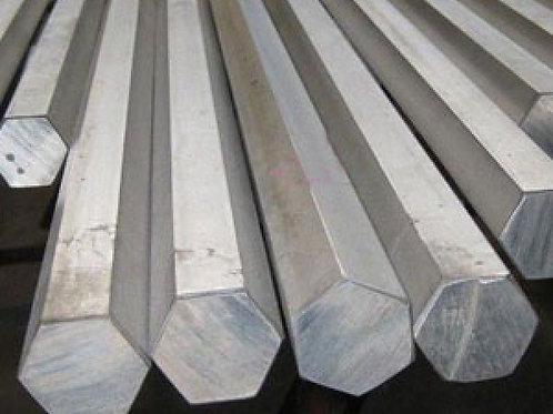 Шестигранник 17 стальной горячекатанный сталь 40Х ГОСТ 2879-88 длиной 6 метров