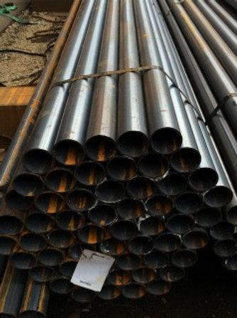 Труба ВГП Ду 100х4,5 сталь 3. Труба водогазопроводная ГОСТ 3262 длина 12 метров