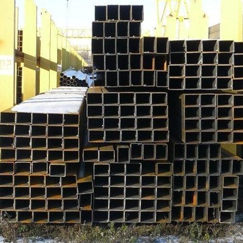 Труба 200х160х6 прямоугольная электросварная ГОСТ 8645; 30245 длиной 12 метров
