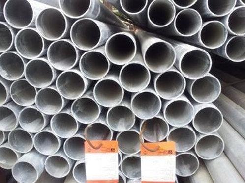 Труба 76х3,5 оцинкованная электросварная, Труба ГОСТ 10704-91 длиной 10,5 метров