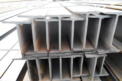 Балка двутавровая 10 ст 3сп/пс ГОСТ 8239-93 длина 12 метров