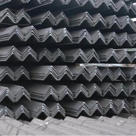 Уголок равнополочный 100х100х10 ст 3сп/пс ГОСТ 8509-93 длиной 6 метров
