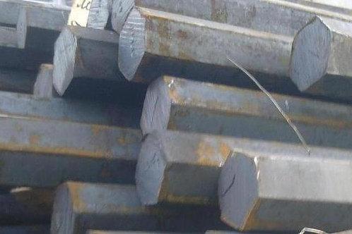 Шестигранник 55 стальной горячекатанный сталь 45 ГОСТ 2879-88 длиной 6 метров