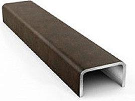 Швеллер гнутый 200x80x6 металлический сталь 3пс/сп ГОСТ 8278-83 длиной 12 метров
